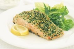 Turn weeknights into a special occasion with this succulent salmon fillet.