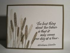 CAS70 Wildflower Quotes