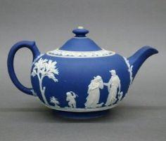 Antique Wedgwood Teapot