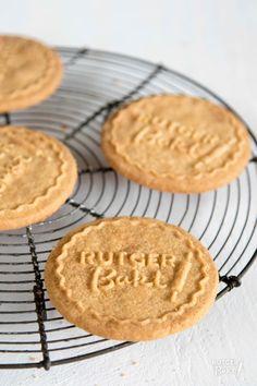 Anijskoeken recept te gebruiken voor stempelkoekjes. Donut Muffins, Donuts, Healthy Cookies, Biscotti, Fudge, Food To Make, Sweet Treats, Birthday Cake, Pie