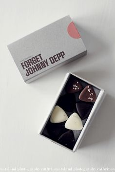 Chocolates by Simply Chocolate, Copenhagen, Denmark  Simply Chocolate combines craftsmanship and humor with the finest ingredients from all over the world. The chocolatier has been gathering chocolate know-how since 1933. As a result, every bite is a true gourmet experience.