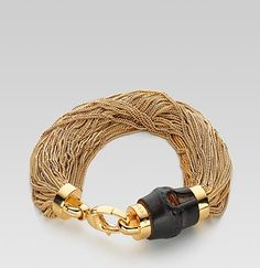 Gucci Bamboo Bracelet