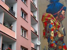 Mindblowing large scale street art by graffiti crew ETAM » Lost At E Minor: For creative people