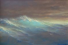 The last ray by Russian artist George Dmitriev