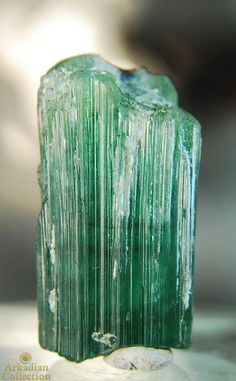 images of green crystals   Premium Green Tourmaline Crystal Gem   Arkadian Collection