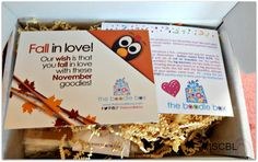 The Boodle Box Subscription Service