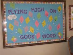 Image result for March Church Bulletin Board Ideas