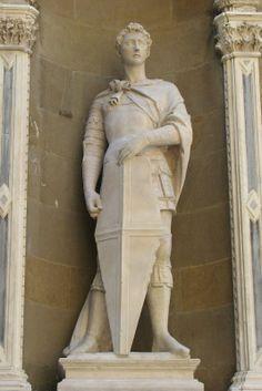 Donatello - San Jorge