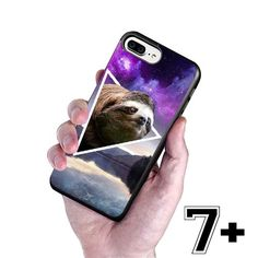 Funny Sloth Galaxy iPhone 7 plus Case 7+ Cool Picture Cel... https://www.amazon.com/dp/B01LYPID54/ref=cm_sw_r_pi_dp_x_QVr8xbN4KSDHN
