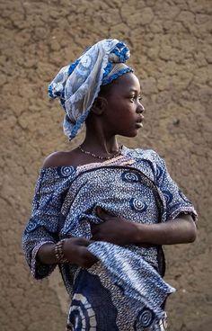 Adolescenza d'Africa. Bellissima.