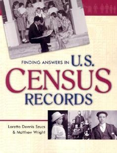 """""""A comprehensive guide to understanding and using U.S. Census records, in particular those of the federal census. Aimed at the general family history audience, this book is especially useful for the beginning to intermediate researcher. Along with a description of the history and structure of the federal census there is a guide to each decennial census."""""""