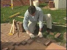 Pine Hall Brick demonstrates how to properly install a brick patio at Paver Days…