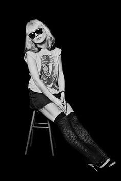 Debbie Harry by Chalkie Davies