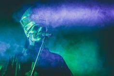 Secular haze... Papa Emeritus II / Ghost. Big Day Out 2014 - Gold Coast