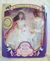 Musical Belle and the Prince Wedding by Mattel Barbie