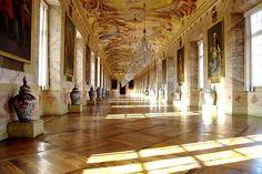 Schloss Ludwigsburg - Ahnengalerie