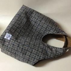 Fabric Bags, Crochet, Project Ideas, Handmade, Fashion, Sacks, Bags, Moda, Canvas Bags