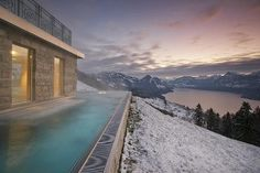 Increíbles piscinas de hotel
