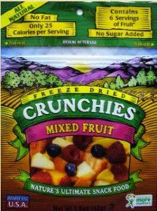Crunchies - addiction.