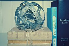 retropolitan: DIY strapping sphere. Detailed tutorial and it only takes a few $$$ and minutes