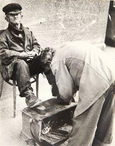 Federico Patellani, Il Lustrascarpe Napoli 1946