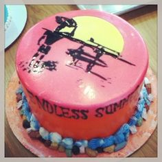 Endless Summer Cake