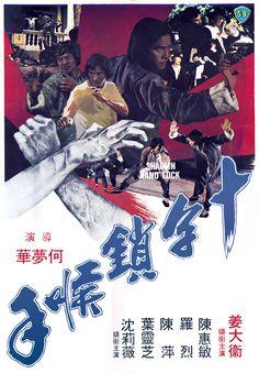 Shaolin Hand Lock!
