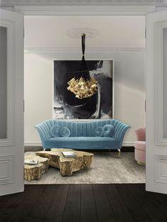 PANTONE FARBEN Wohndesign | Wohnzimmer Ideen | KLASSISCH WOHNEN |  Einrichtungsideen | Luxus Möbel | Wohnideen