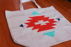 Tribal pattern good for t shirts and totes