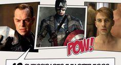 """Capitão América é um adorado personagem dos quadrinhos e do cinema. Mesmo com o seu primeiro filme não tendo tantos fãs quando o segundo, ainda assim é um favorito. Confira aqui dez curiosidades e easter eggs de """"Capitão América: O Primeiro Vingador"""""""