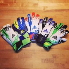 COM has a huge selection of goalie gloves and can help you find the best soccer gloves for your goalkeeping needs. Goalie Gear, Goalie Gloves, Soccer Goalie, Football Gloves, Adidas Football, Football Jerseys, Adidas Sportswear, Adidas Men, Keeper Gloves