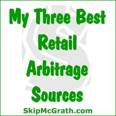 My 3 Best Retail Arbitrage Sources Make Money On Amazon, Sell On Amazon, Make Money Online, How To Make Money, Family Dollar Store, Retail Arbitrage, Buying Wholesale, Wholesale Products, Amazon Seller