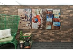 Toque de criatividade: capazes de transformar pisos e paredes, revestimentos são aposta certa no décor