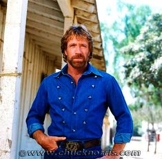 Born Carlos Ray Norris on March 10, 1940 in Ryan, Oklahoma. Chuck Norris is  an American martial artist and actor.