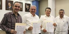 Firma del Convenio Programa de Refinanciamiento de Créditos de Nómina para los Trabajadores de la Educación Afiliados al SNTE