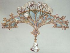 Art Nouveau - Georges Fouquet - Broche - vers 1900