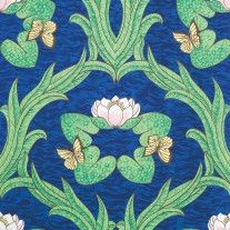 Sherle Wagner Waterlilies Wallpaper