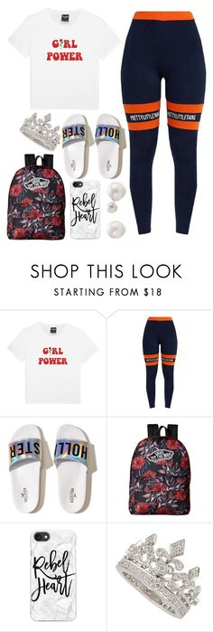 """Emotional day"" by torilee-03 ❤ liked on Polyvore featuring Hollister Co., Vans and Casetify"