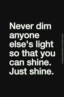 Everyone can shine