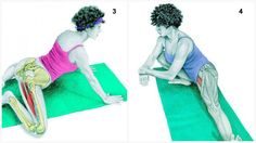 Everyone needs a good stretching, regardless whether he is a weekend warrior, daily exerciser, or chronic sitter. Namely, stretching works on several levels. It helps the blood reach the muscles and helps the joints...