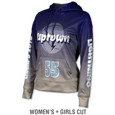 4864c4ac387 Design your team s hoodies online. Price includes everything! Sports  Hoodies