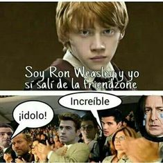 Romione And Hinny. (Fanfic's)