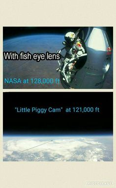 Know the camera lens when viewing space photos! Flat earth fun..    fish eye distorts..  these are made on purpose to make an object round.  Why in the hell were these made?  No other reason than to hide a flat earth! Just a hunch!  Real lens images are showing a different earth!