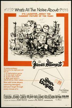 Dear Brigitte (1965)