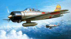 Mitsubishi A6M2 Type 0 Model 21, 7-12-1941 (Tamiya box art)