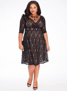 Francesca Lace Dress