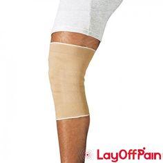 Cardinal Health - 4915609 - Leader Knee Compression, Beige, Medium