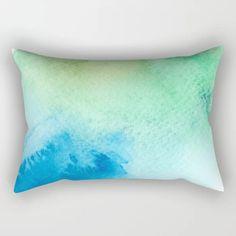 Down Pillows, Throw Pillows, Pillow Inserts, Accent Pillows, Decor Ideas, Ocean, Artwork, Blue, Home Decor