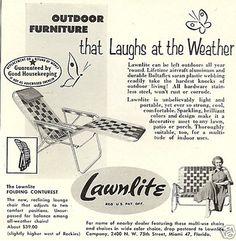 vintage furniture ads - Google Search