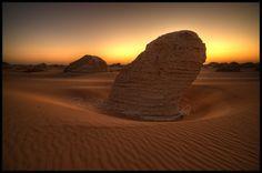 White Desert / Egypt